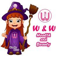 ร้านขายเครื่องสำอาง เวชสำอาง ยา อาหารเสริม W&W Health and Beauty Minimart